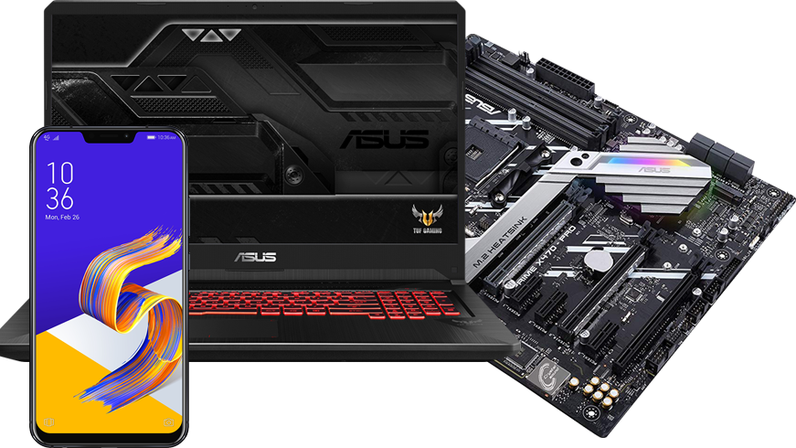 asus collage